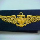US Navy E1 AVIATOR Embroidered Coverall Emblem Patch Military Collectible New