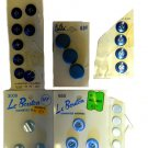 Vintage Buttons Lot of 6 La Vie Le Bouton Costumakers Blue Assorted Blue Sewing