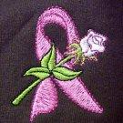Breast Cancer Awareness Pink Ribbon Rose Brown Unisex Hoodie Sweatshirt 3X