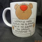 Russ Understatements Working Allows Me Luxuries Eating Living Indoors Mug Cup