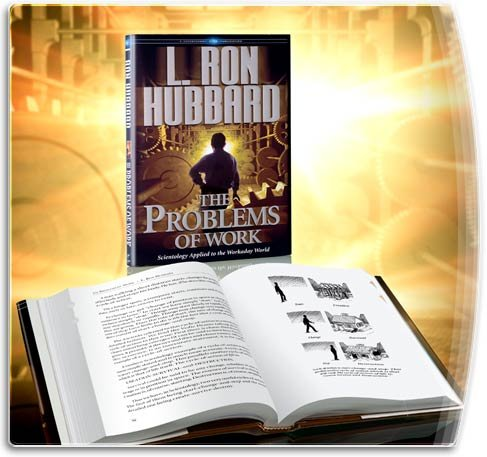 The Problems of Work Softcover by L. Ron Hubbard