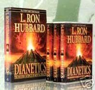 Dianetics: Modern Science of Mental Health Hardcover