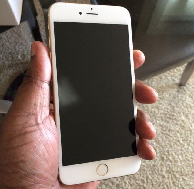 Apple iPhone 6 Plus (Gold)