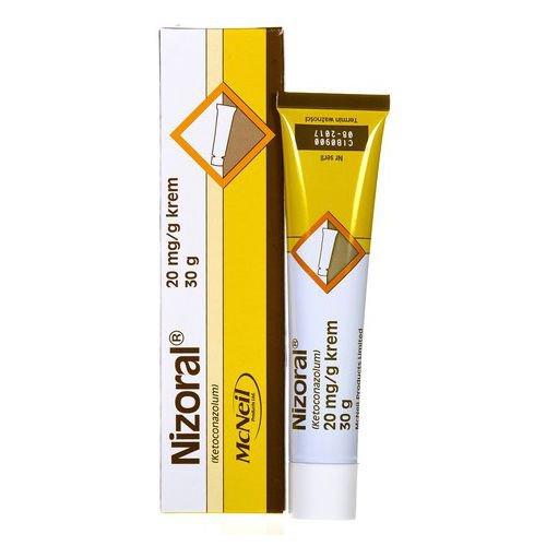 Nizoral Antifungal Cream 30g %2 Ketoconazol
