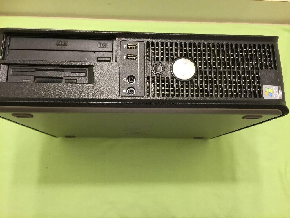 Dell Optiplex 745 Desktop-Core 2 6300 @1.86Ghz 1GB RAM/160GB/DVD ROM/W-Vista OS