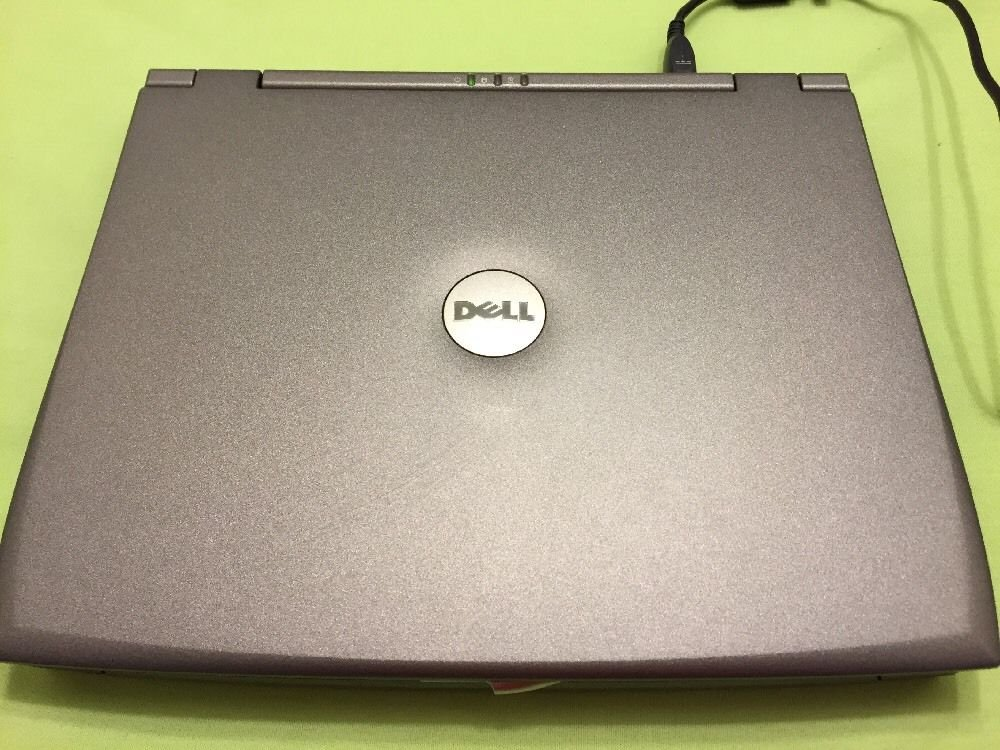Dell Latitude C400 Laptop -Pent III-1.20GHz/128MB RAM/No HDD/No OS