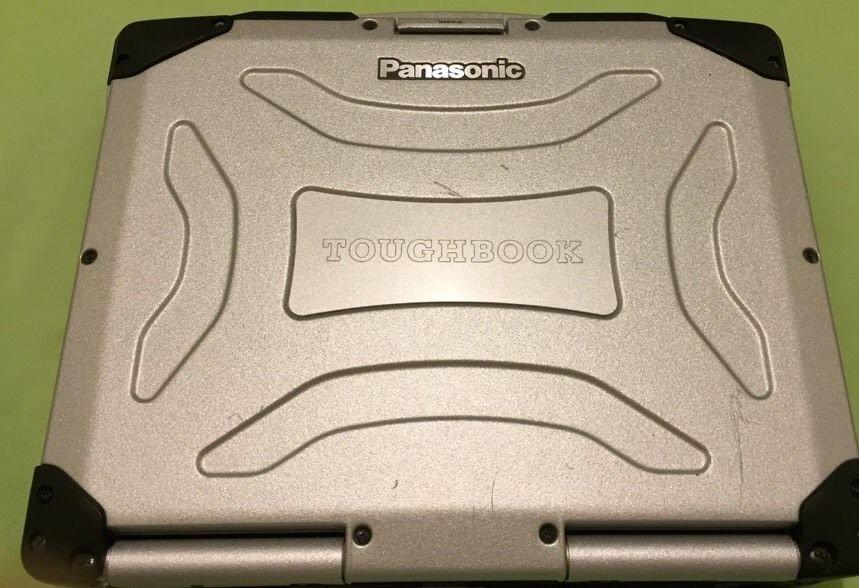 PANASONIC Toughbook CF-29NTQGZBM 1.6GHz 512MB RAM/No HDD/No OS