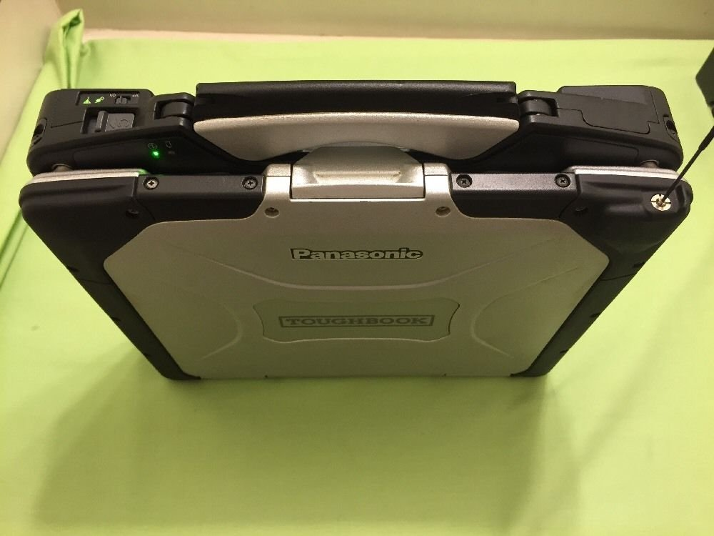 Panasonic Toughbook CF-30 Core 2 Duo L7500 1.60GHz /2GB/No HDD/No OS/Backlit MK2