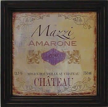 Vintage Wine Label III