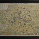 Copy of Vintage Paris Map