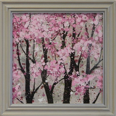 Seasonal Theme Tree Prints Spring