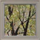 Seasonal Theme Tree Prints Summer