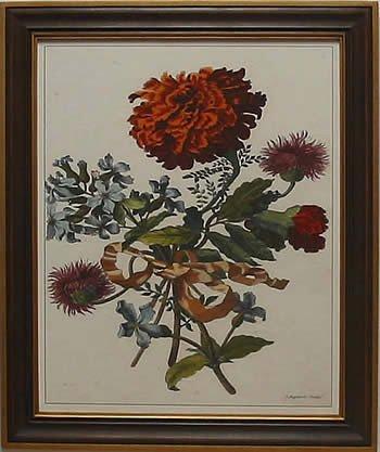 Floral Posy III