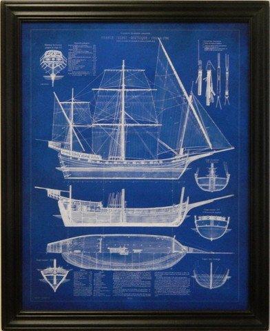 Ant Ship Blueprint I