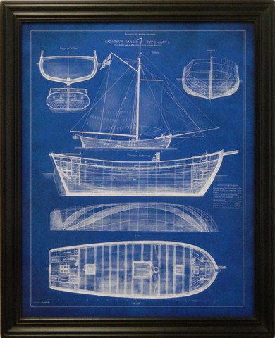 Ant Ship Blueprint II