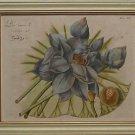 Blue Lotus Flower II