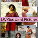Pictures of J.W.Godward