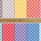 Digital Paper - Soft Dots Big