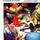 DVD Pulp Magazine GALAXY ScIeNcE FICTION Vol 2 -1950s Golden Age comics stories
