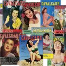 DVD Pulp Fiction (1941 K G Murray) CAVALCADE MAGAZINES Golden Age Women Pin Up