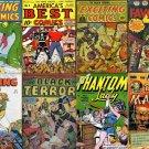 Nedor BLACK TERROR Exciting Comics DVD  Better St, ard Ajax Ace