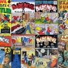 Lev Gleason DAREDEVIL COMICS DVD  Comic House Eastern Color books children