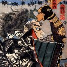 CD 311 Woodblock Art Battle Heroes WARRIORS SAMURAI Ukiyo-e Japanese Images