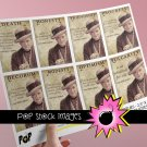 DOWNTON ABBEY Inspired-Dowager Countess Wit Wisdom print ATC or Tag Sheet-Journal Cards