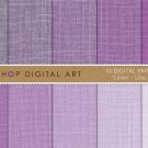 Digital Paper Linen-Lilac Shades-print Sheets for BackgroundsDigital ScrapbookingPhoto Books