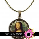 1 Inch Rounds DOCTOR WHO Mona Lisa Collage Sheet-print Circles PendantsMagnets & Wine Charms-Tardis