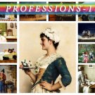 PROFESSIONS-1 on 270 vintage print