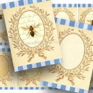 Printable Tags, Labels, Fancy Gift Tags, Digital Backgrounds