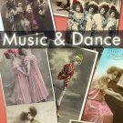 Digital images collection Music ,  Dance 95 vintage print