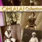 digital images collection, Ohlala vintage print