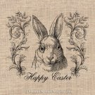 Happy Easter Bunny Rabbit, Easter Printable
