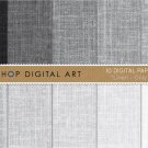 Digital Paper Linen - Gray Shades