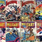 Quality BLACKHAWK MILITARY Comics Magazines DVD (Golden Age Vol 18) Will Eisner