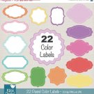22 Pastel Color High Resolution 300dpi images