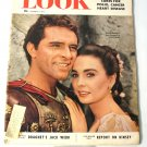 LOOK magazine 1953 Richard Burton, JFK, Jack Webb
