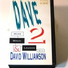David Williamson Dave 2 More Magic and Laughs VHS