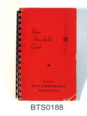Your Household Guide from Walsworth 1951