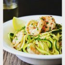 Shrimp w/ Shredded Zucchini Past