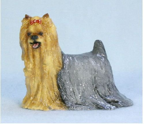 Yorkshire Terrier Dog Collectible Figurine