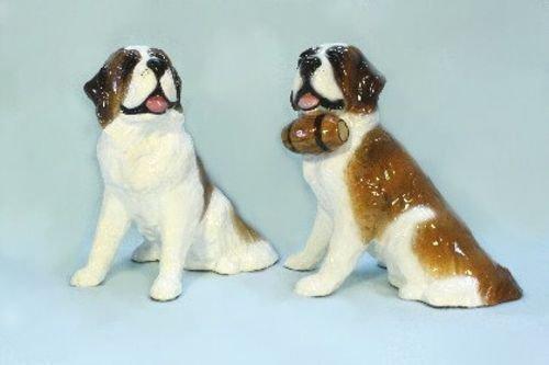 Saint Bernard, Dog Figurine