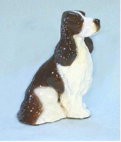 Springer Dog Figurine