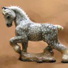 Dapple Grey Work Horse