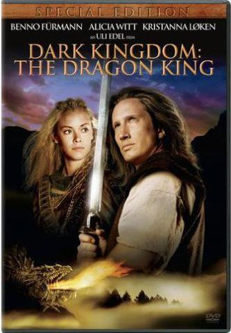 *New* Dark Kingdom: The Dragon King