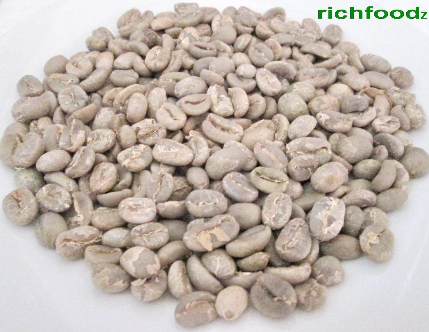 Pure Kopi Luwak Liar Arabika Green Bean (Unroast) Aceh Gayo Sumatra Indonesia, 270gr