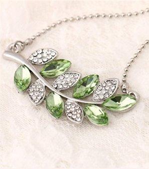 Crystal & Rhinestone Necklace