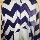 RocaWear Hoodie Light Blue And Navy 3XL